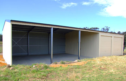Horsham Bearings Sheds